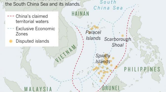 Komentar Sekjen ASEAN Diprotes China