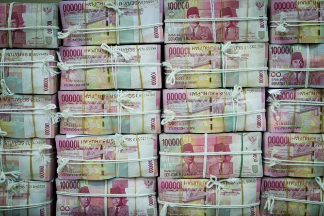Laba Bank Nusantara Parahyangan Turun Jadi Rp96,5 Miliar