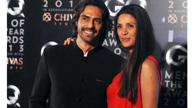 Lagi, Arjun Rampal dan Mehr Jessia Dikabarkan Bercerai