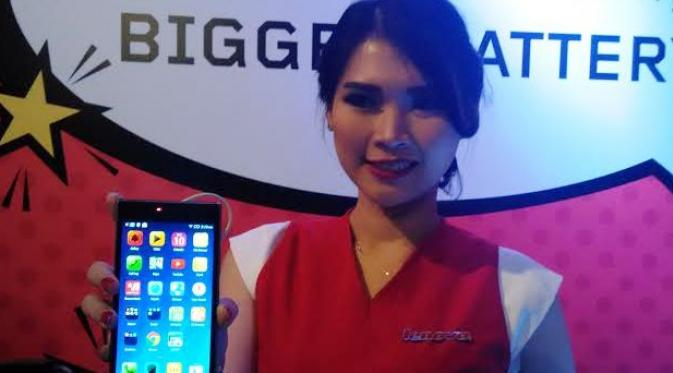 Lenovo P70, Smartphone Berdaya Tahan Baterai Super