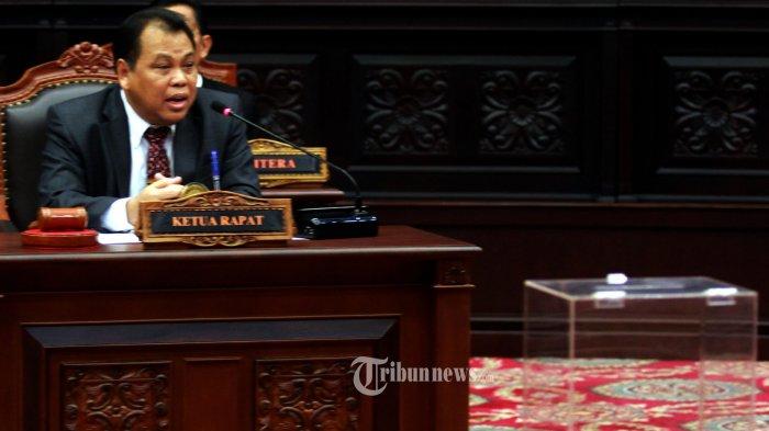 MK Nilai Tak Boleh Ada Lembaga Negara Ambil Tugas Wapres dan Menteri