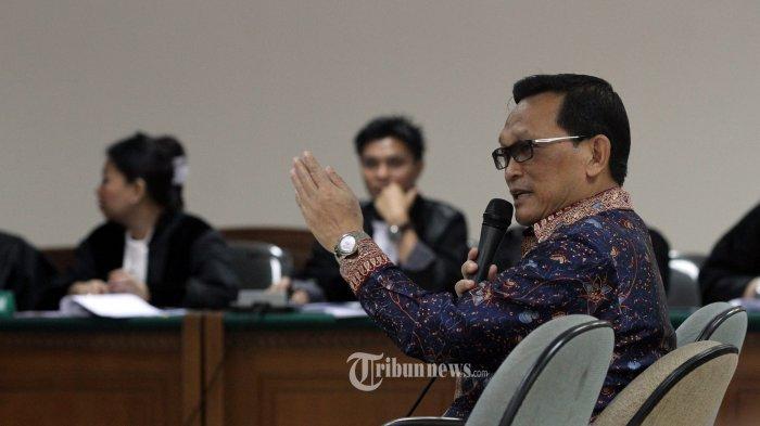Mantan Wakakorlantas Polri Dituntut Pidana Penjara Tujuh Tahun