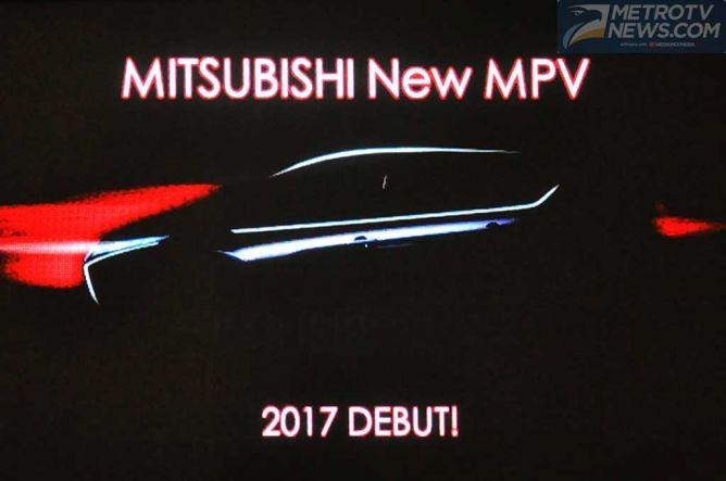 Mitsubishi Siap Masuk di Segmen Small MPV di Indonesia