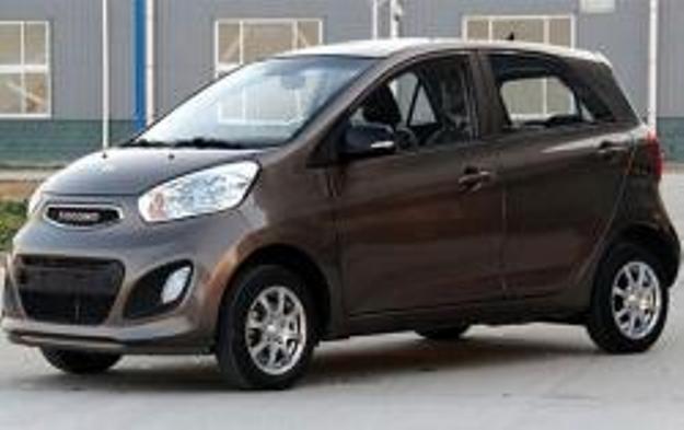 Mobil Listrik di Tiongkok Jiplak Total Tampang Kia Picanto