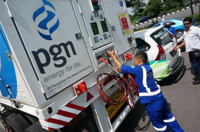 PGN-Pemkot Pekanbaru Teken Kerja Sama