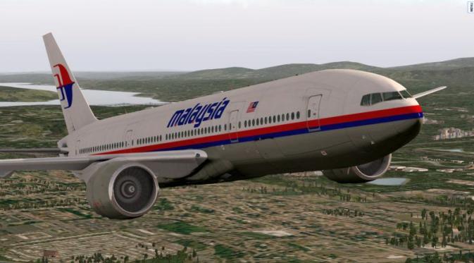 PM Australia Janji Pecahkan Misteri Hilangnya Pesawat MH370