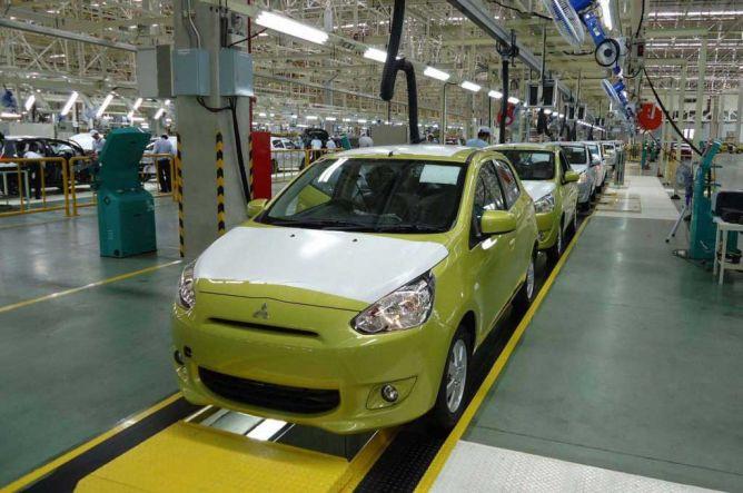 Pabrik Mitsubishi di Indonesia Siap Ekspor Hingga Timur Tengah
