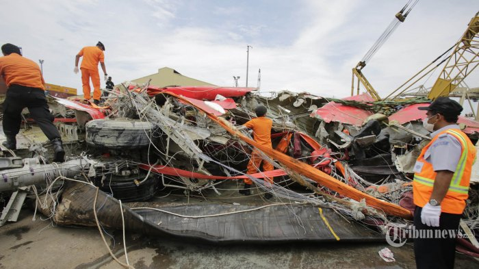 Pembayaran Klaim Asuransi Korban AirAsia QZ8501 Sebesar Rp 6,6 Miliar