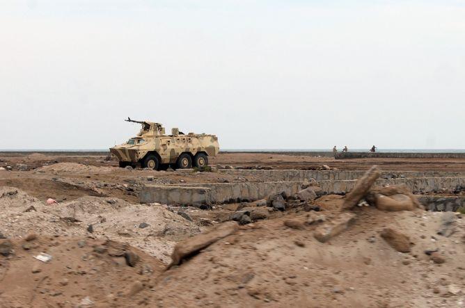 Pemberontak Mengancam, Presiden Yaman Dilarikan ke Tempat Aman