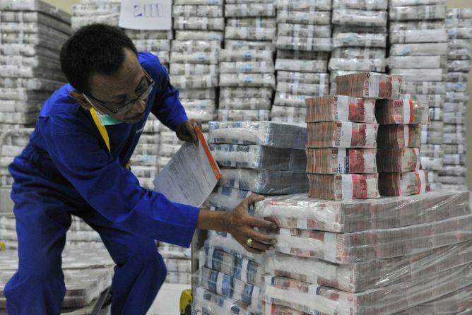 Pemerintah Jamin Bank Penyalur KUR Rp1 Triliun