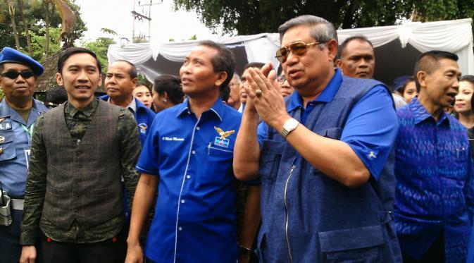Pendiri Partai Demokrat Tolak SBY Maju Jadi Ketum Lagi