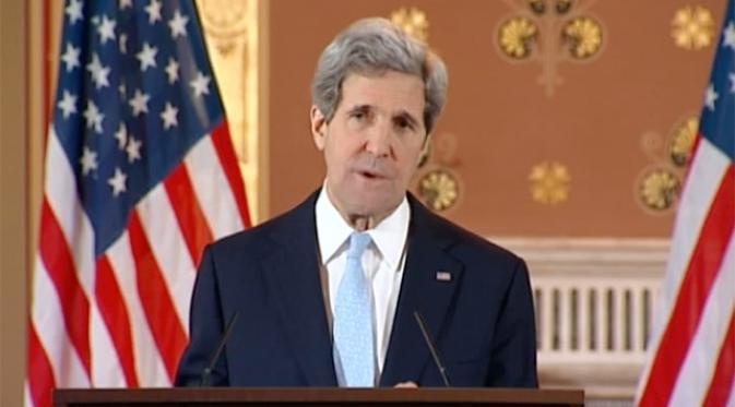 Perangi ISIS, Menlu AS Minta Otorisasi Senat