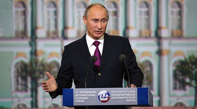 Presiden Putin Rela Potong Gaji Demi Selamatkan Rakyatnya