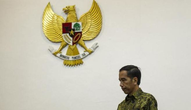Beredar SMS Anggota ISIS Ancam Bunuh Jokowi