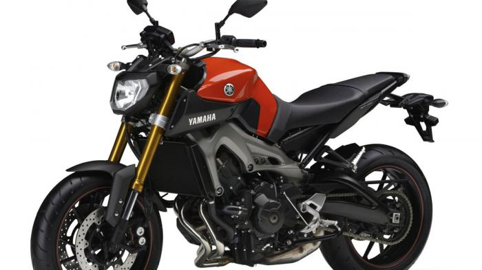 Ratusan Yamaha MT-09 Segera Masuk Indonesia