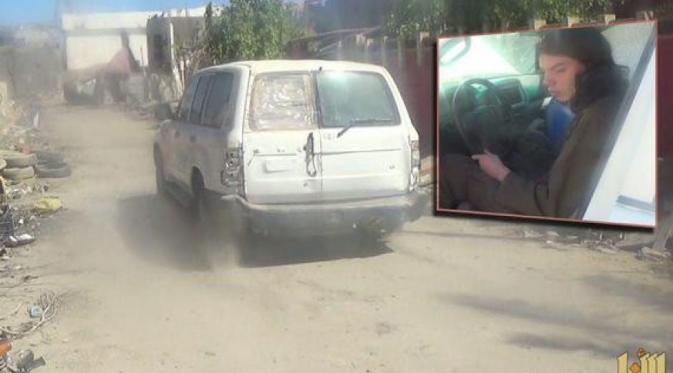 Remaja Australia Bomber ISIS Tewas di Irak