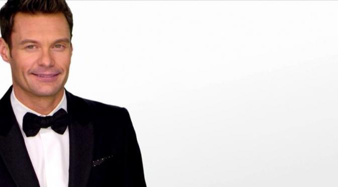 Ryan Seacrest Kencani Janda Seksi Berambut Pirang