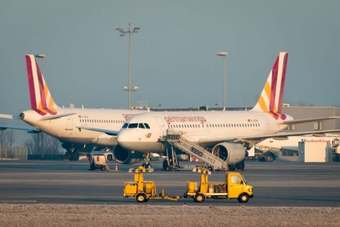 Sejak Didirikan, Baru Kali Ini Pesawat Milik Germanwings Telan Korban Jiwa