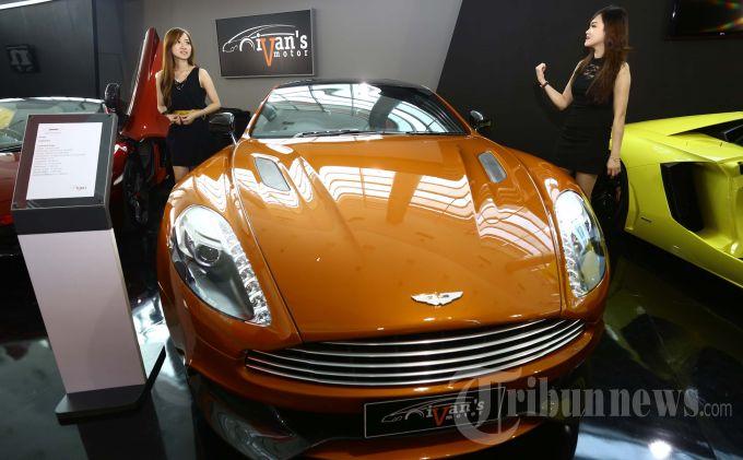Silakan Tambah Rp 500 Juta Lagi Biar Aston Martin Makin Personal