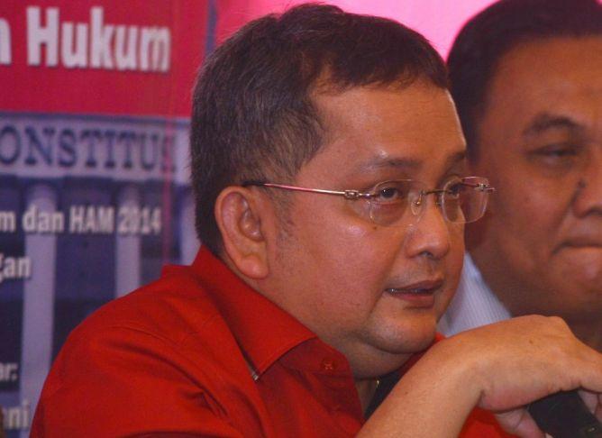 Soal Badrodin, Politikus PDIP Sarankan Rapat Konsultasi DPR-Presiden