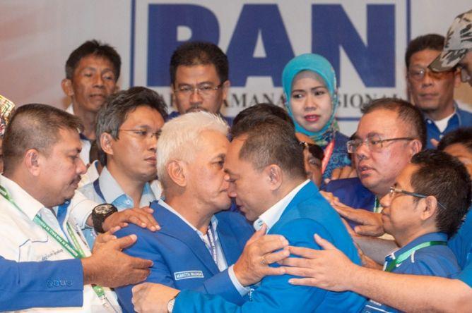 Sukses PAN di Tengah Konflik Internal Golkar dan PPP
