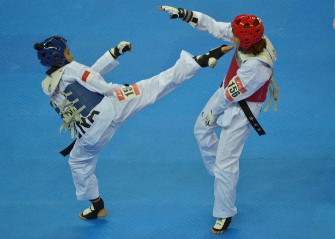Taekwondo Indonesia Targetkan Dua Emas di Sea Games