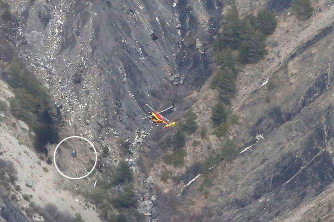Tak Ada WNI dalam Pesawat Germanwings