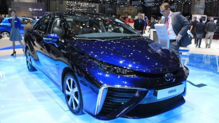 Toyota Resmi Jadi Mobil Dinas Selama Olimpiade
