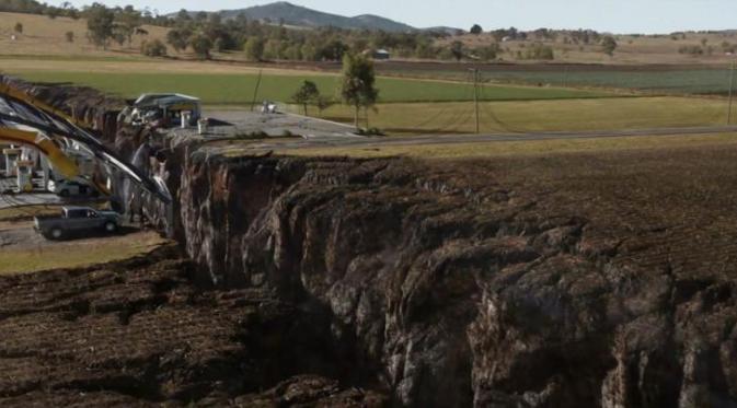Trailer ke-2 San Andreas Ekspos Lebih Banyak Adegan Bencana