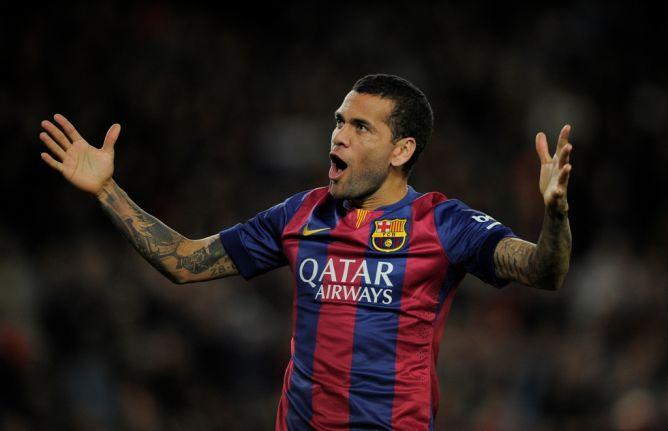 Tujuh Klub Siap Berebut Alves