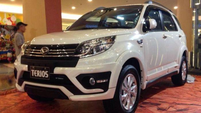 Ubahan Eksterior dan Interior Daihatsu Terios Facelift