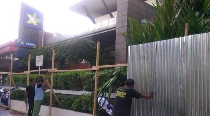 Usai Dikosongkan, Grha XL Yogyakarta Bakal Dirobohkan