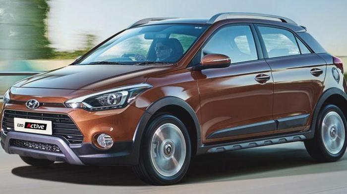 Varian Terbaru Hyundai i20 Lebih Kental Nuansa Crossover