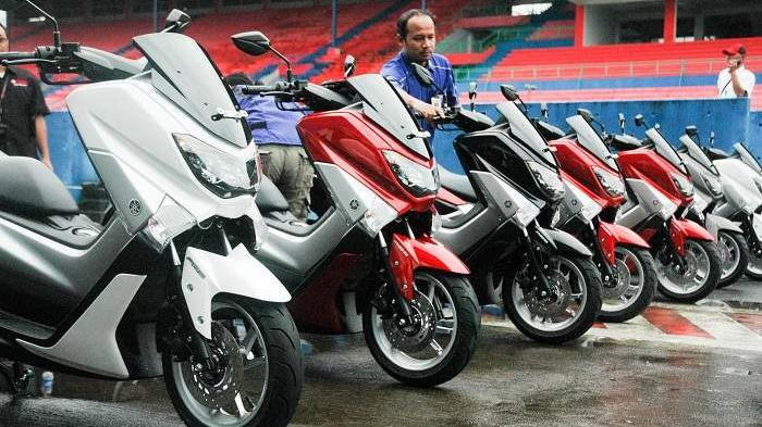 Yamaha Dominasi Penjualan Skutik Gambot di Tanah Air