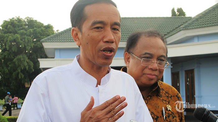 Yudi Latief Imbau Presiden Jokowi Lakukan Reshufle