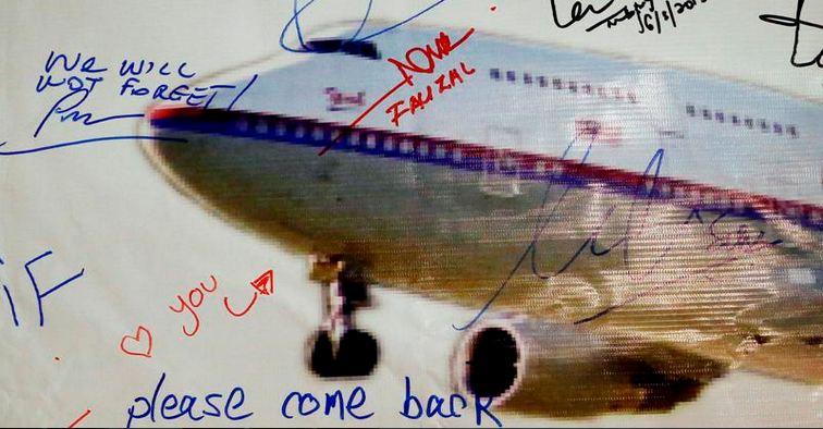 Malaysia Peringati 1 Tahun Hilangnya MH370