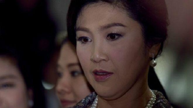Ex PM Thailand Yingluck Shinawatra Terancam 10 Tahun Penjara