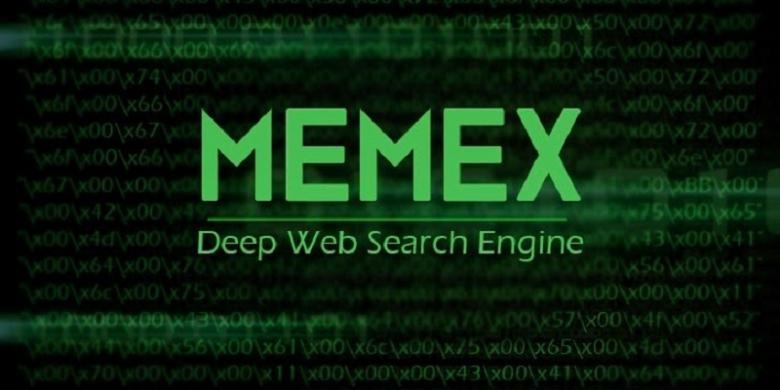 Situs Pencarian memex