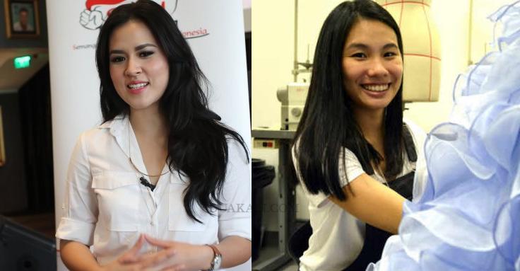 Dua Wanita Indonesia yang Terlibat Pembuatan Film Cinderella