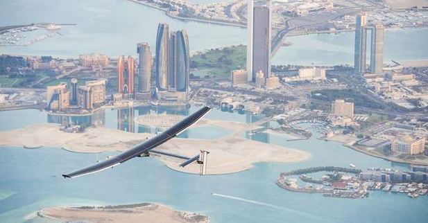 Photo of Solar Impulse 2 Pesawat Tenaga Surya