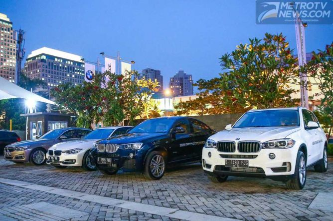 Photo of Active Tourer Exhibition, Cara BMW Kenalkan Produk 218i