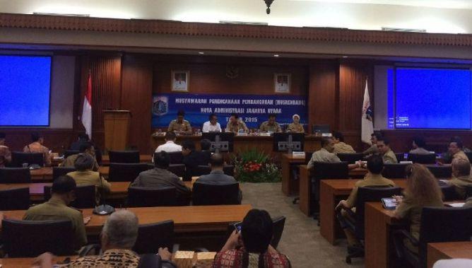 Akrab di Musrenbang, Ini Pembicaraan Taufik dan Ahok