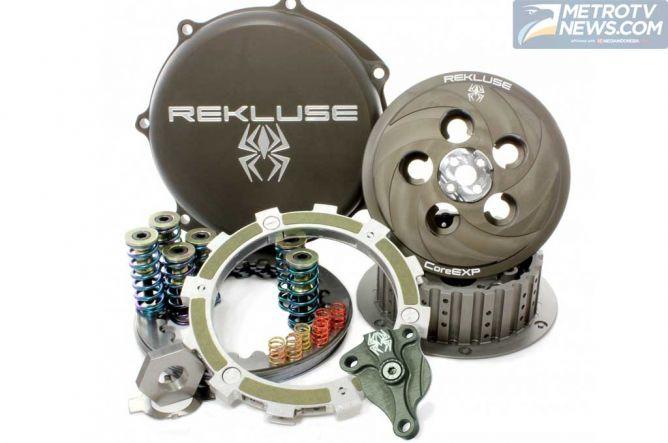 Aplikasi Rekluse Clutch System, Bikin Motor Semi Otomatis