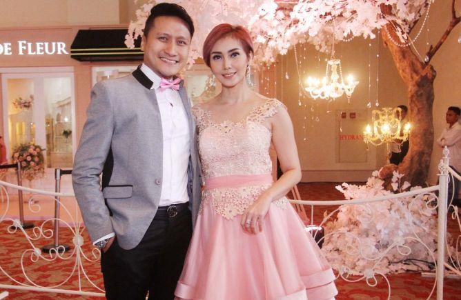 Arie Untung & Istri Sering Cekcok di Belakang Panggung
