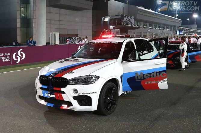 Photo of BMW X5 M Resmi Didaulat jadi Medical Car MotoGP 2015