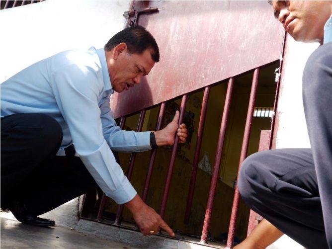 BNN Tutup Lokasi Kaburnya 10 Tahanan