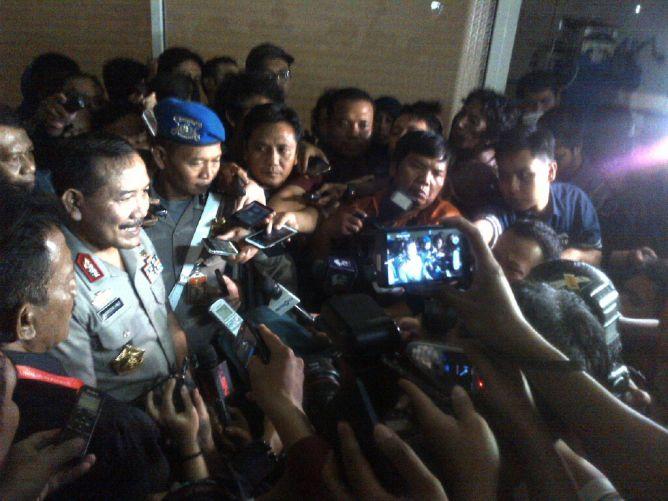 Badrodin Janji Gandeng KPK