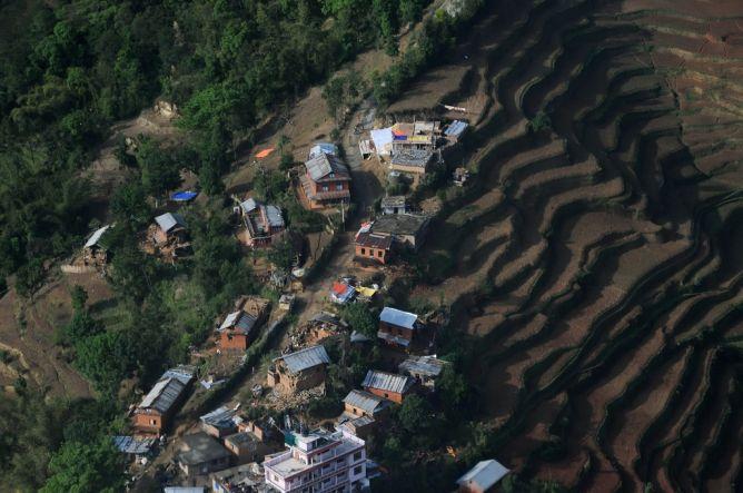 Bantuan PBB Mulai Tiba di Area Terpencil Nepal