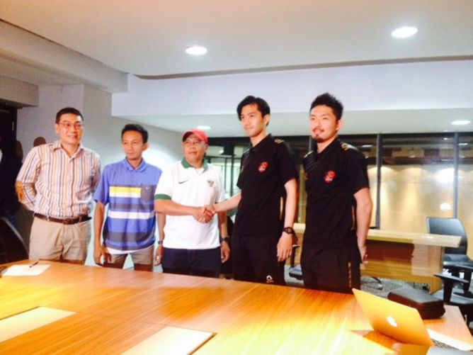 Bardral Urayasu Janjikan Penampilan Terbaik Lawan Timnas Futsal Indonesia