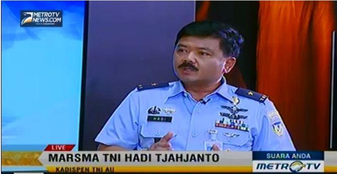 Besok, TNI Akan Terbangkan Boing 737 ke Yaman